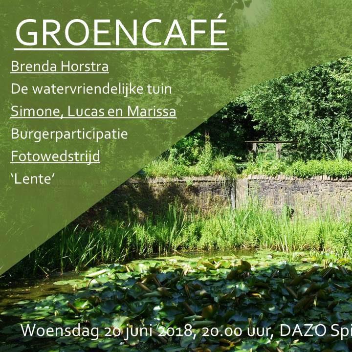 groencafé #5 water
