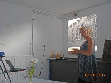 Groencafé #1 Pauline Vos